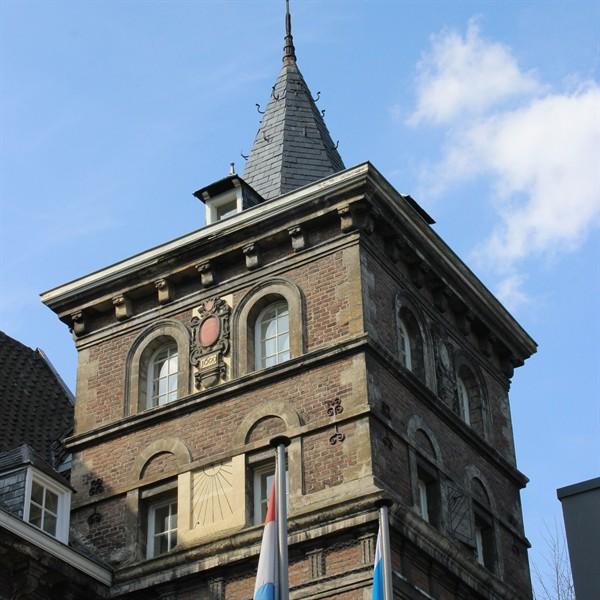Achter de Comedie, Maastricht