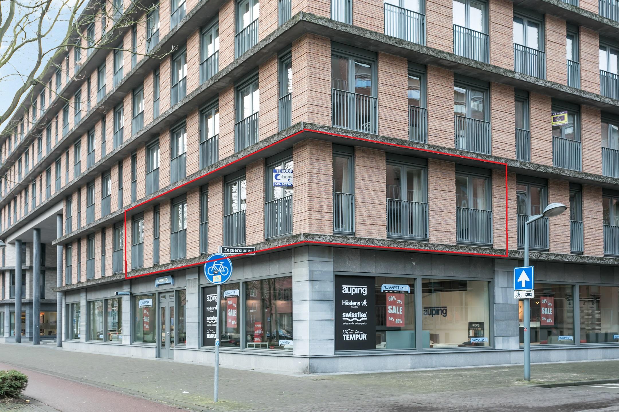 Avenue Ceramique, Maastricht